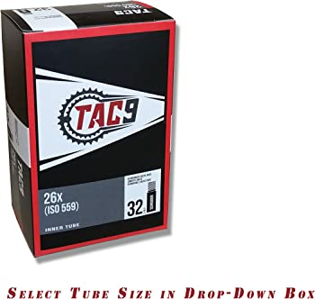 TAC 9 Road Bike Tubes
