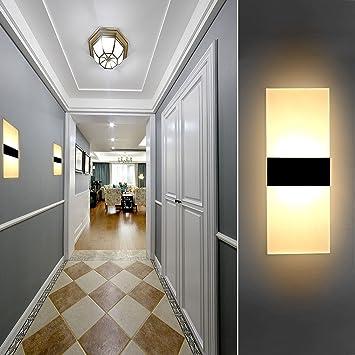 6W LED Wandleuchten Innen Aus Kreative Minimalistische Fr Wohnzimmer SchlafzimmerArbeitszimmerHotel