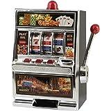 Home Slot Machine Salvadanaio, Plastica, Multicolore