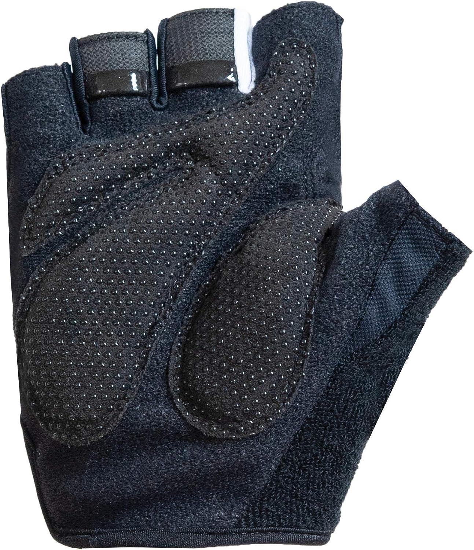 Roeckl Bozen Fahrrad Handschuhe kurz schwarz//wei/ß 2020