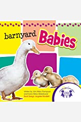 Barnyard Babies Picture Book Kindle Edition