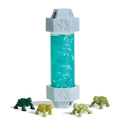 Turtles Teenage Mutant Ninja Turtles Mutagen Ooze with Mini Turtle Figure: Toys & Games