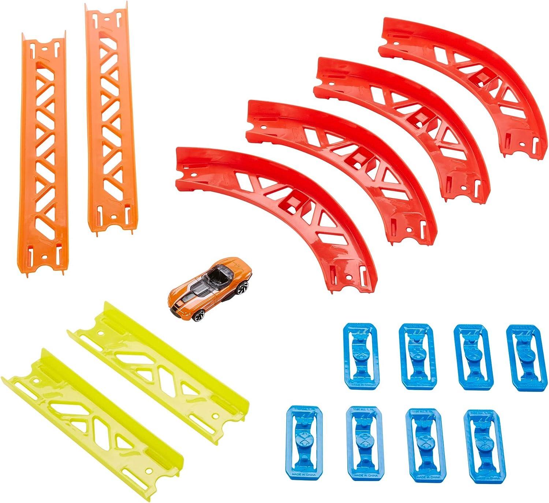 Hot Wheels Track Builder Accesorios para Pistas de Coches Curvas ...