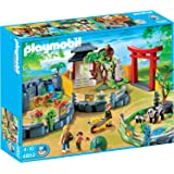 Playmobil - 4850 - Jeu de construction - Grand zoo: Amazon.fr: Jeux ...