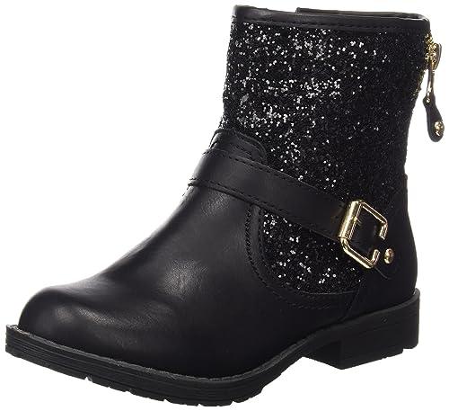 XTI Botin Niña. C 53821 - Botas para niñas, color Negro (NEGRO), talla 38: Amazon.es: Zapatos y complementos