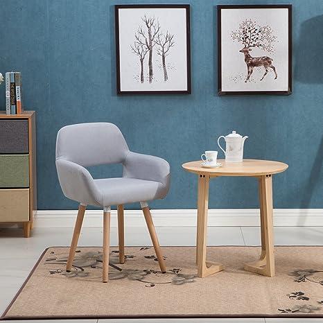 Amazon.com: windaze ocio silla de sala de estar de tela 4 ...