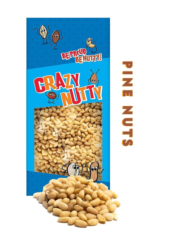 Pine Nuts - 1 Pound - Premium, Healthy Snack, Super Food, Vegan, Gluten Free