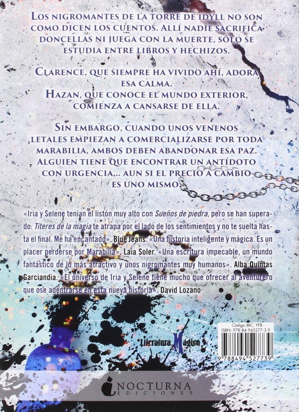 Títeres de la magia: 31 (Literatura Mágica): Amazon.es: G. Parente ...