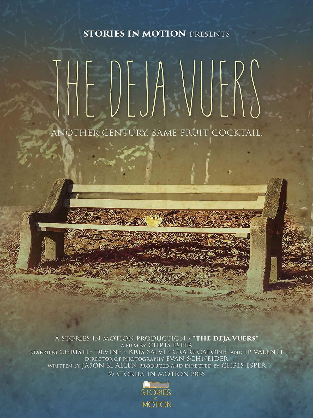 The Deja Vuers on Amazon Prime Video UK