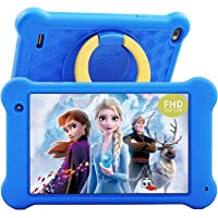 AEEZO Kids Tablet 7 inch WiFi Android 10 Tablet PC 2020 New FHD 1920x1200 IPS Screen, 2GB RAM 32GB ROM, Parental Control…