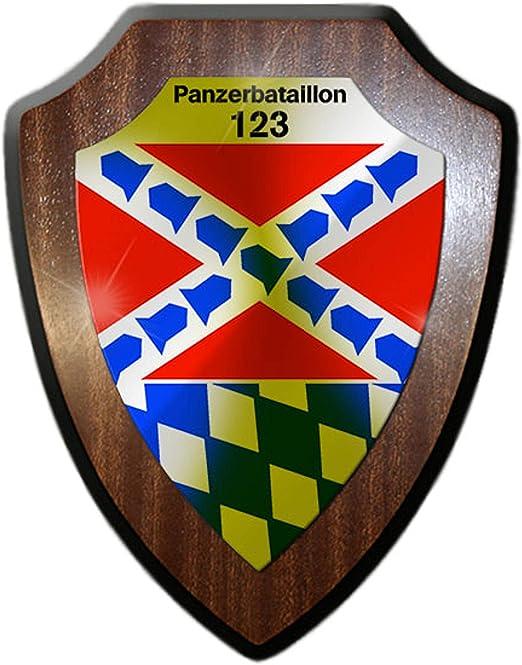 Wappenschild PzBtl 333 Panzerbataillon Wappen Abzeichen Emblem Reservist #17248