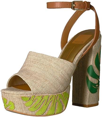 59ca96af2d24 Amazon.com  Dolce Vita Women s Lando Platform Sandal  Shoes