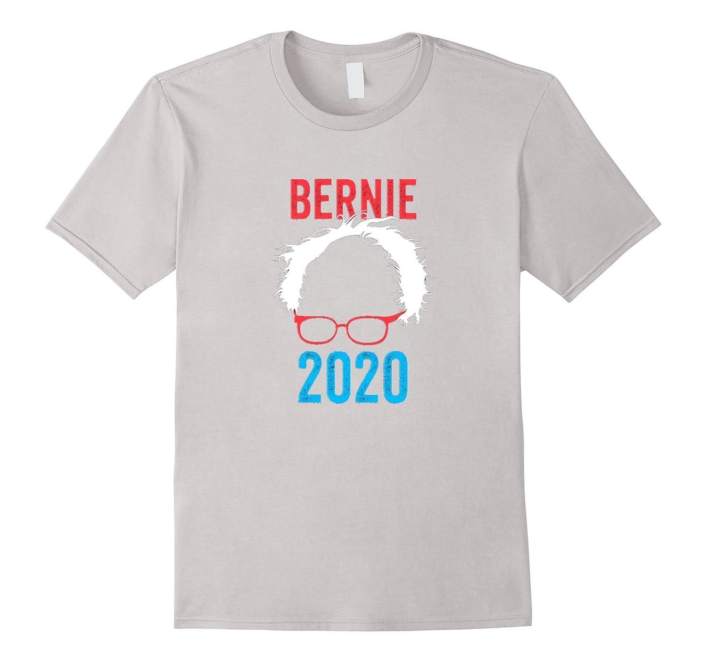 Premium Distressed Bernie 2020 T Shirt-BN