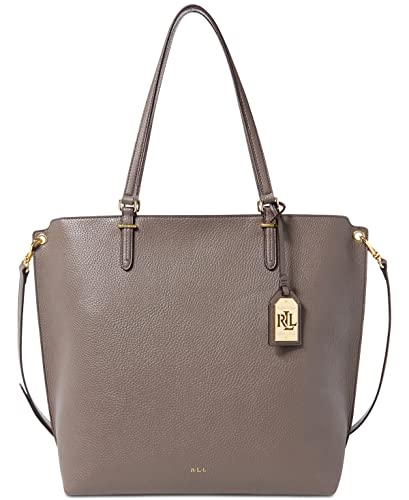 Lauren Ralph Lauren Abby Medium Tote (Falcon)