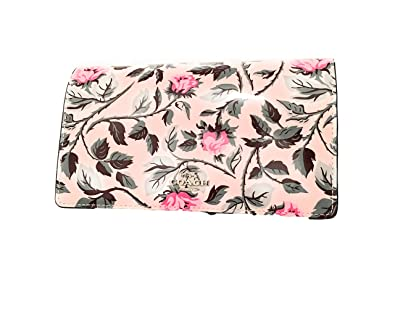 Image Unavailable. Image not available for. Color  COACH FOLDOVER CROSSBODY  CLUTCH WITH SLEEPING ROSE PRINT F25788 d445d2dae7e4f