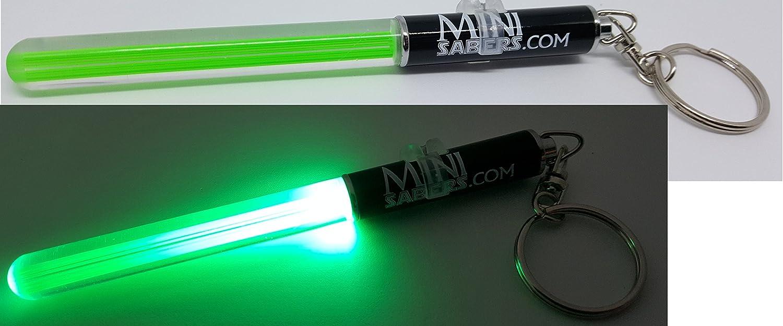 Green Vert Lightsaber Jedi Grand cadeau gadget nouveaut/é