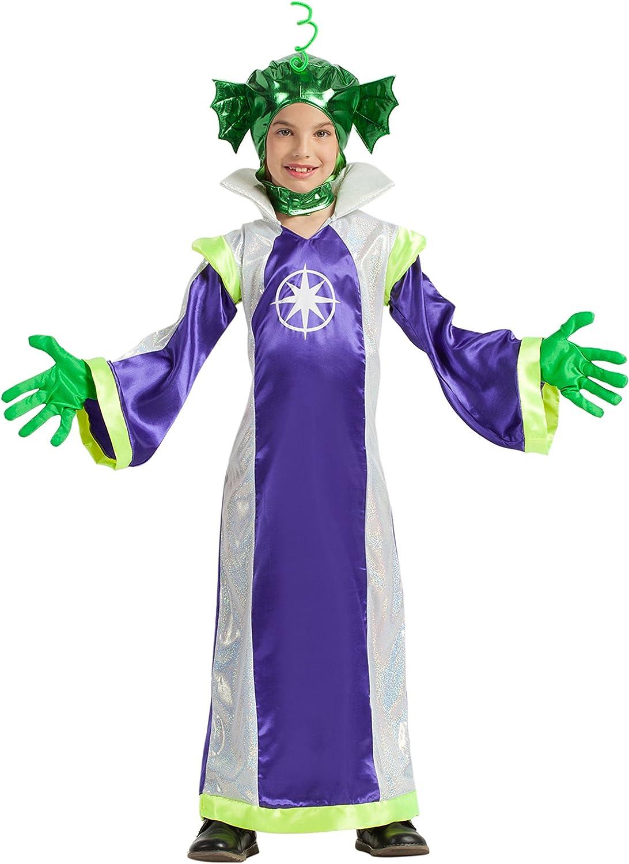 Disfraz Marciana (3-4 AÑOS): Amazon.es: Juguetes y juegos