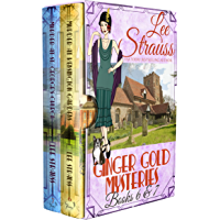 A Ginger Gold Mysteries Bundle: 1920s Cozy Historical Mysteries Books 6 & 7 (English Edition)