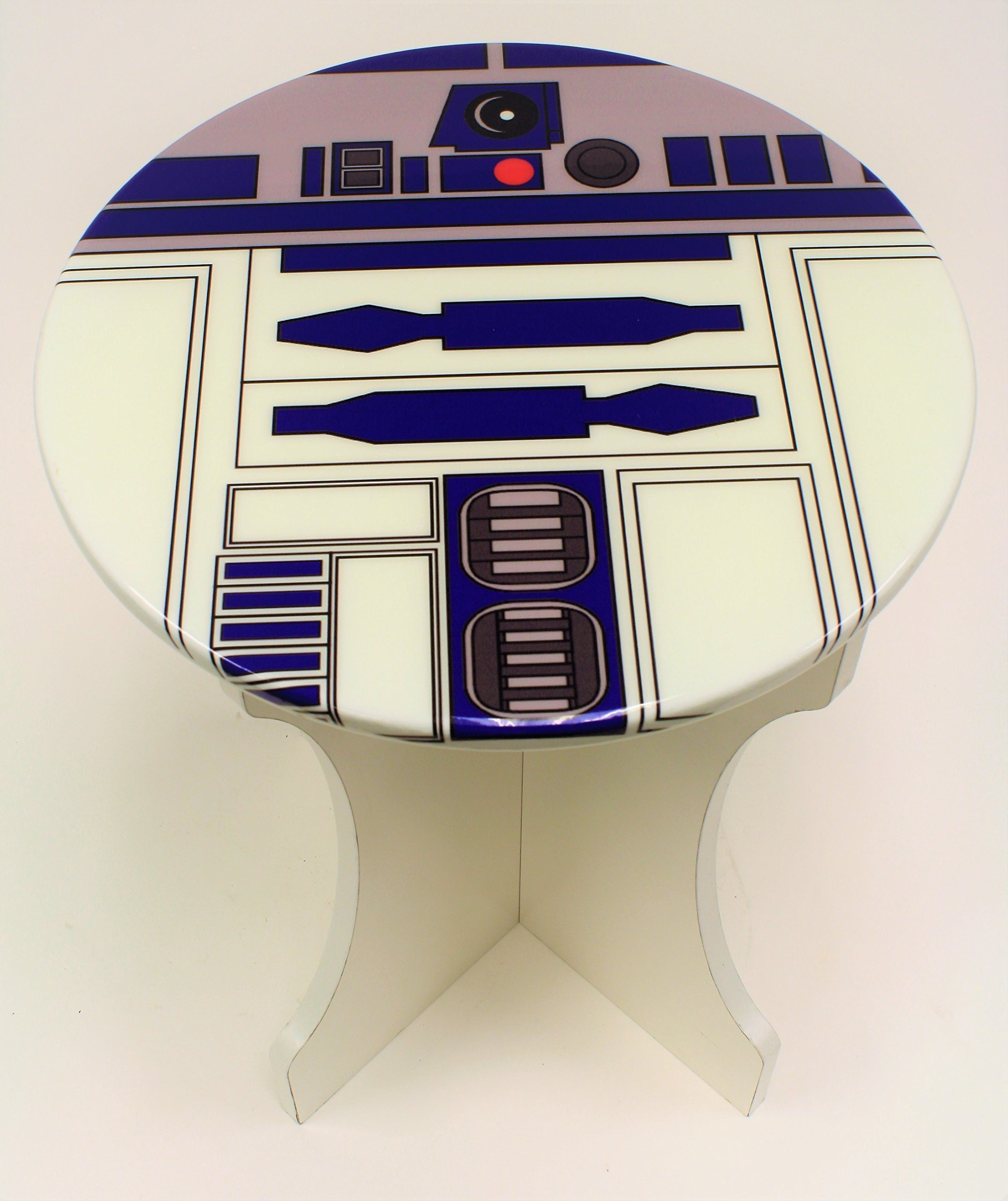 Star Wars R2-D2 End Table - R2D2 Side Table