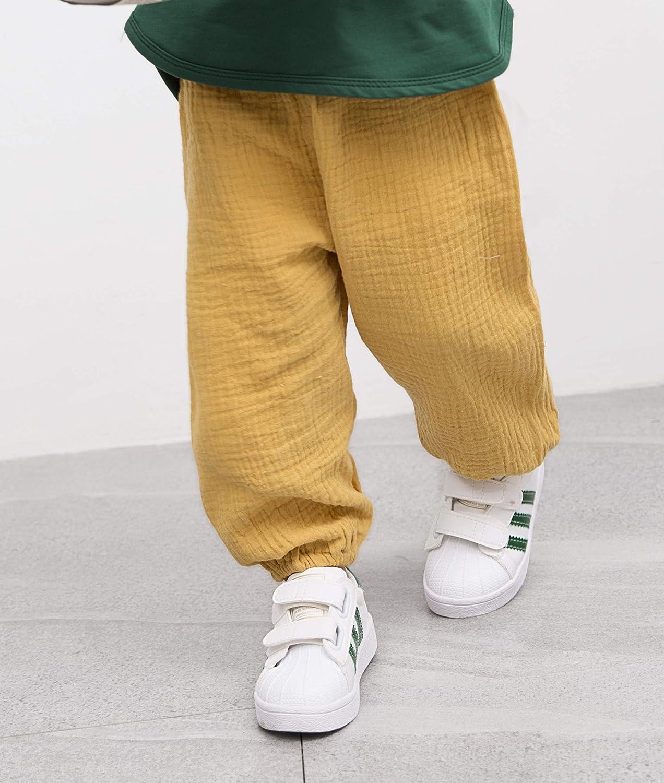 Mini honey Toddler Kids Cute Baby Boy Girl Casual Eelastic Harem Bloomers Cute Summer Pant