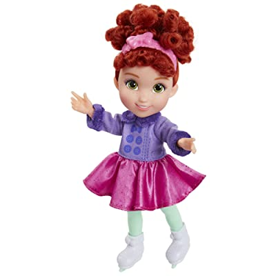 "Fancy Nancy 77351 Winter Wonderland Doll, 10"" Tall: Toys & Games"