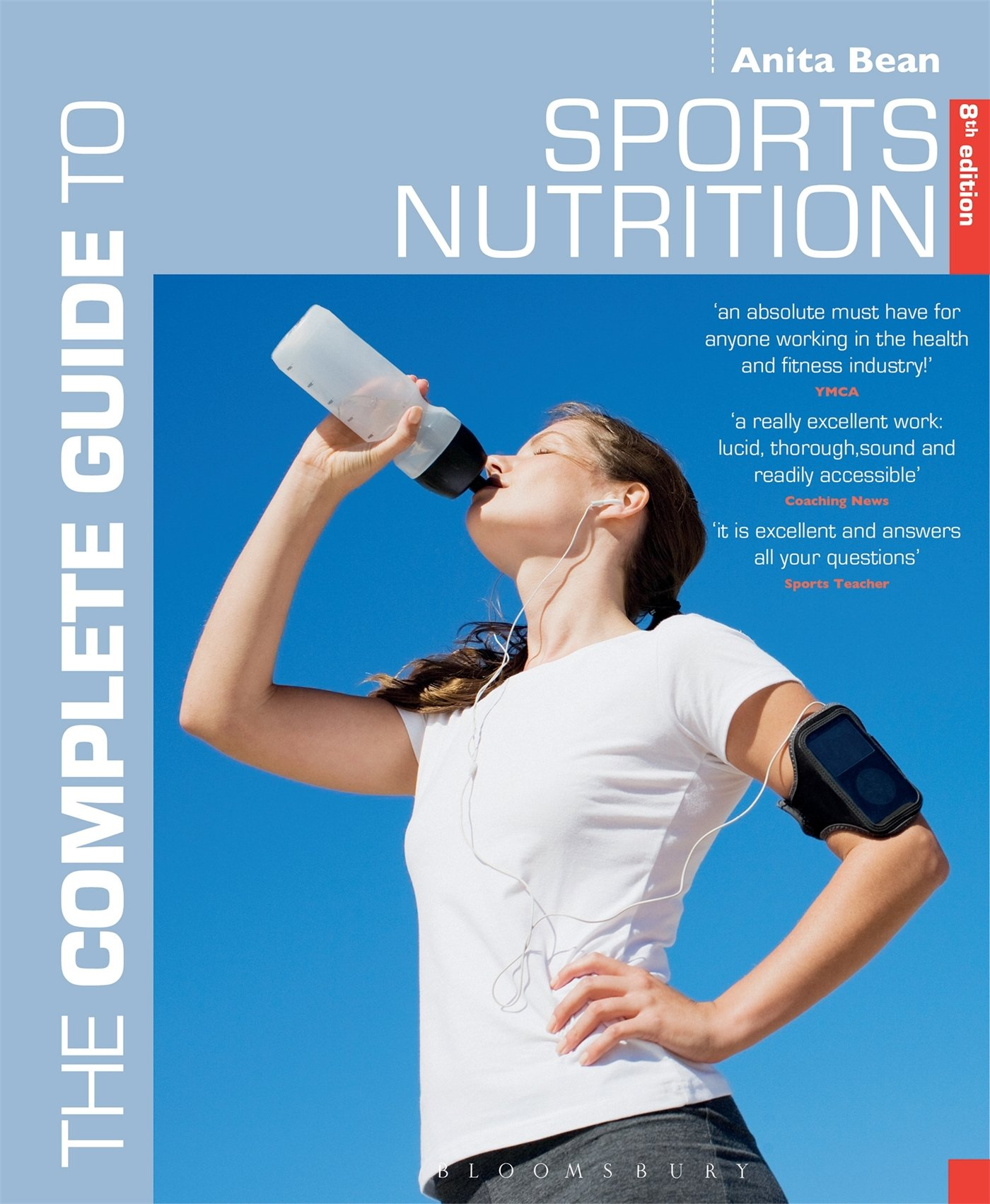 The Complete Guide to Sports Nutrition: 8th edition (Complete Guides) by BLOOMSBURY SPORT