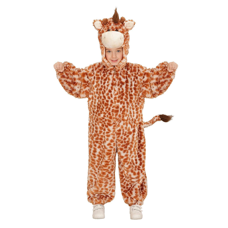 WIDMANN 98107 ? Disfraz para niños Jirafa de Peluche, Mono con ...
