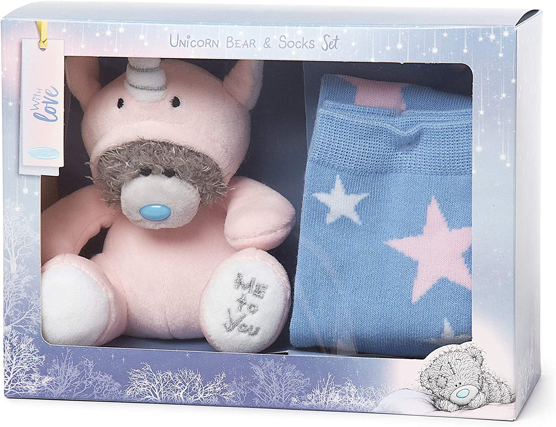 "Large 3.5/"" Haut Coffret Me to You Figurine Tatty Teddy Bear ~ Boule de neige surprise"
