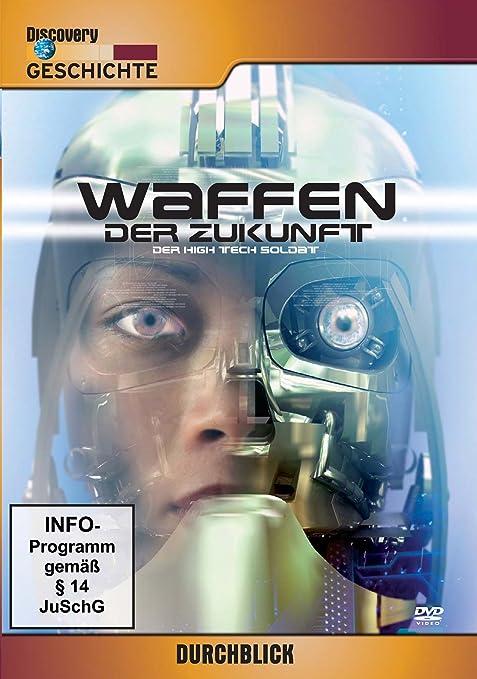 Amazon.com: DVD * WAFFEN DER ZUKUNFT – Der High Tech Soldat - Discovery Durchblick [Import allemand]: Movies & TV
