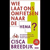Wie laat ons omfietsen naar de HEMA: het succesverhaal van de vrouw die miljoenen flessen wijn verkocht