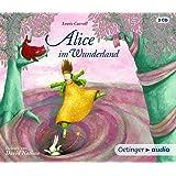 Alice im Wunderland (NA) (3 CD): Ungekürzte Lesung, ca. 181 min.