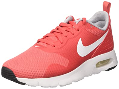 factory authentic 04a1e 904ab Nike Air Max Tavas GS, Chaussures de Course Mixte Enfant, Rouge (Track Red