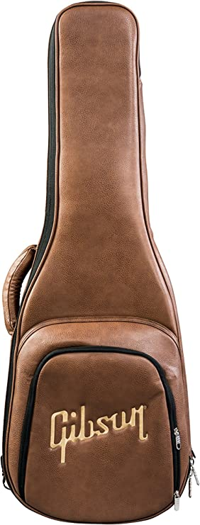 Gibson Premium Soft Case Brown para guitarra eléctrica: Amazon.es: Instrumentos musicales