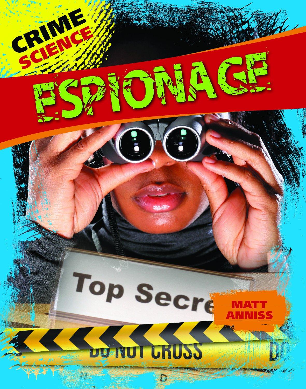 Espionage (Crime Science)