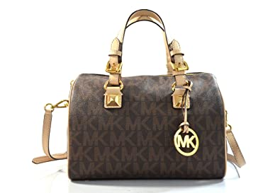 Michael Kors Grayson Large Brown (#35F6GGYS3B)