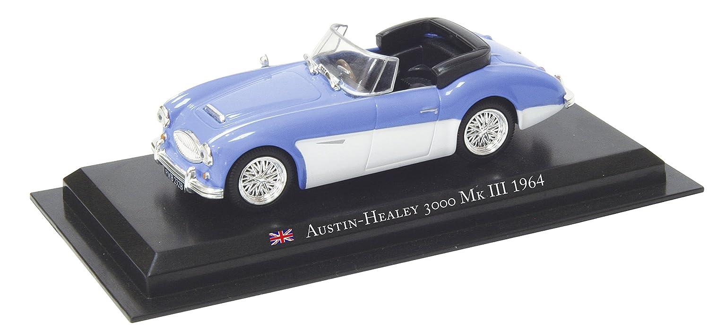 Austin Healey 3000 Mk Iii 1964 Diecast 1 43 Model