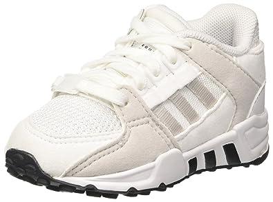 ea3615a6e14b adidas Unisex Baby EQT Support I Sneakers, Elfenbein (FTWR Grey One F17 ftwr