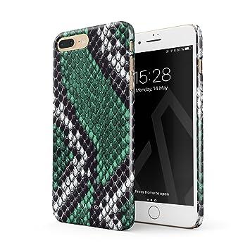 coque iphone 8 plus peau serpent