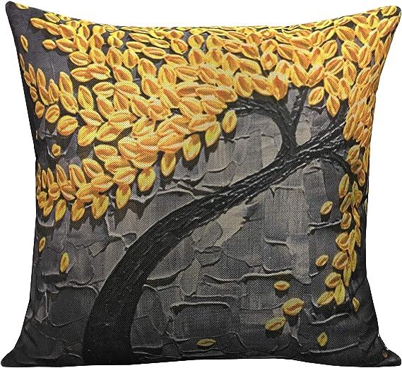 Napoleon Oil Painting Pilloe Case Cartoon Pillow Cushion Cover 43x43cm Pillow