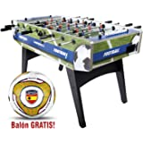 Leomark Table de babyfoot Table en bois Jeu de Football, table de baby-foot Merkell, table de baby-foot, baby foot profesional