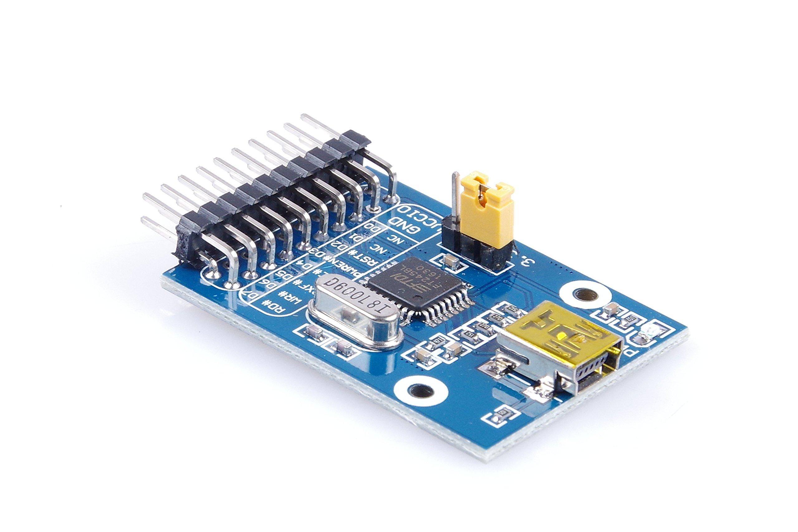 LM YN FT245 Board Mini USB TO FIFO FT245BL Communication Module