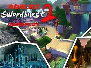Amazon Com Watch Clip Roblox Swordburst 2 Gameplay Prime Video