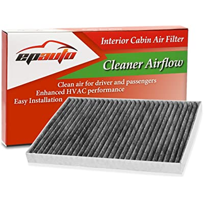 EPAuto CP179 (CF179C) Replacement for Toyota/GMC/Buick/Saturn Premium Cabin Air Filter includes Activated Carbon: Automotive
