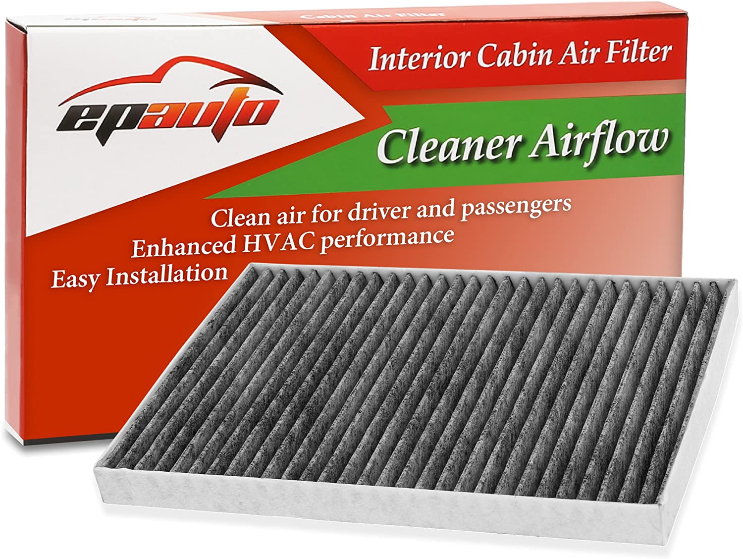 For 2017-2019 GMC Canyon Cabin Air Filter AC Delco 47653JH 2018