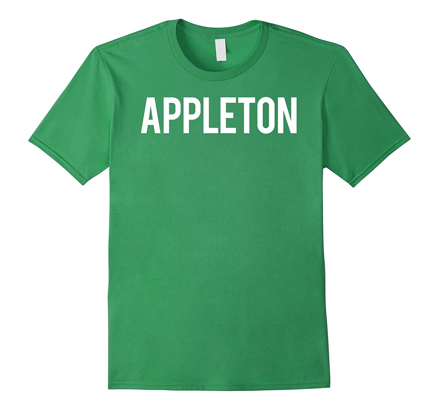 Appleton T Shirt Cool Wisconsin WI funny cheap gift tee