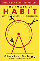 The Power of Habit: Why We Do What We Do in Life and Business Paperback