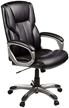 AmazonBasics High-Back Executive Chair Reviews