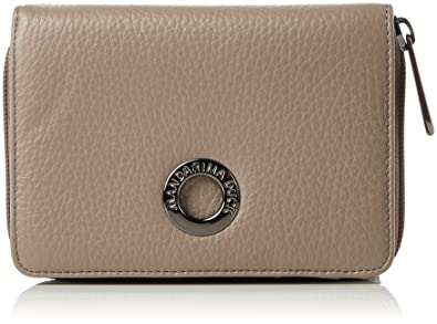 Mandarina Duck Mellow Leather Portefeuille taupe DWr3z