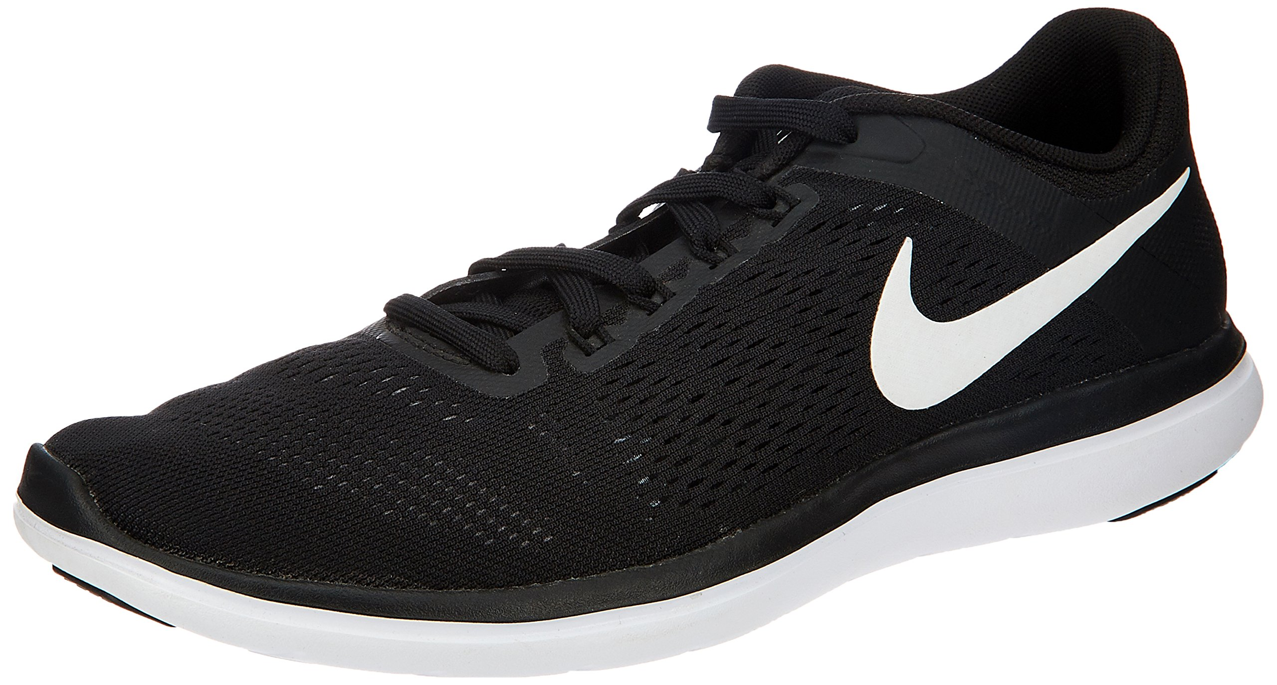 Nike Men's Flex 2016 RN Running Shoe Black/Cool Grey/White Size 15 M US