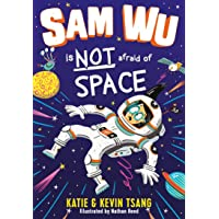 Sam Wu is NOT Afraid of Space!
